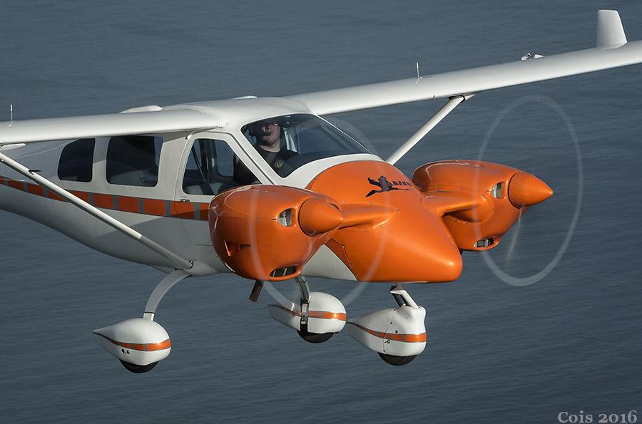 Jabiru J432, Twin Engine Aircraft
