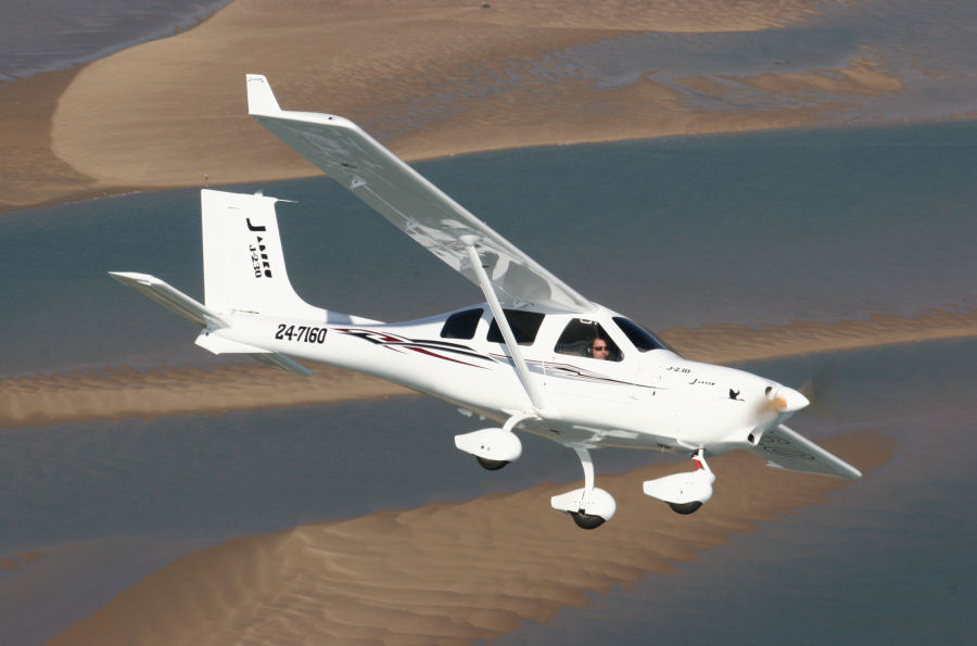 Jabiru J230-DSA, Light Sport Aircraft, South Africa