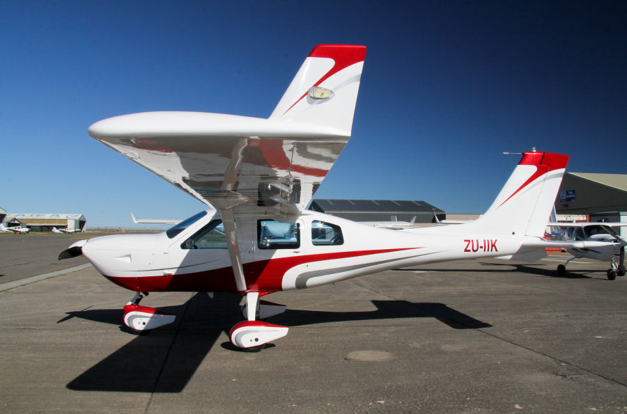 Jabiru J430, Jabiru Aircraft, South Africa