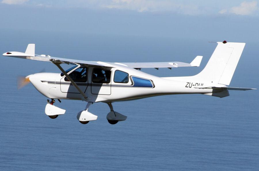 Jabiru J430, Jabiru Aircraft, South Africa