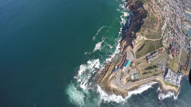 Aerial Photography Garden Route