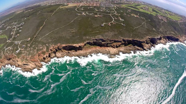 Aerial Photographs Garden Route